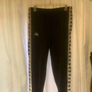 Men's reflective kappa pants